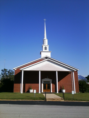 Ashland Baptist Church