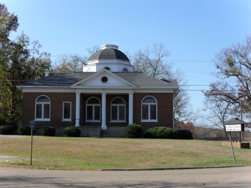 Chalybeate Baptist Church