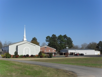 Falkner Baptist Church