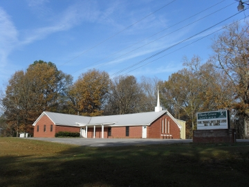 Shady Grove Baptist Church