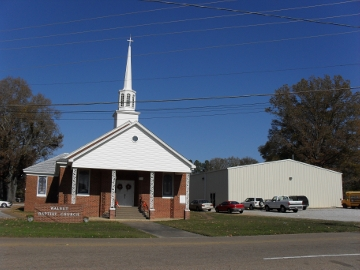 Walnut Baptist Church